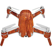 Skin For Yuneec Breeze 4K Drone – Knotty Wood | MightySkins Protective, Durable, and Unique Vinyl Decal wrap cover | Easy To Apply, Remove, and Change Styles | Made in the USA