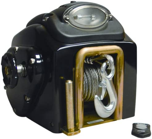 Wireless <span>Electric Boat Winch</span> [Powerwinch] Picture