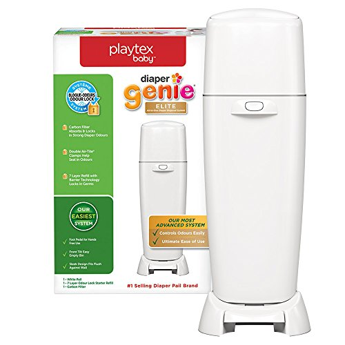 playtex-diaper-genie-elite-diaper-pail-system-with-front-tilt-pail-for-easy-diaper-disposal-white