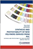 Synthesis and Photostability of New Polymers Derived from Pvc, Noora Asaad and Emad Yousif, 3843390282