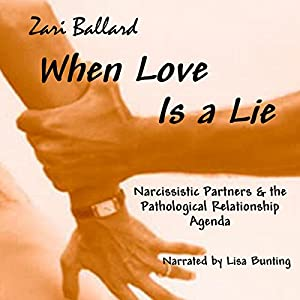 When Love Is a Lie Audiobook
