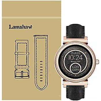 9338443006c2 Amazon.com  Lamshaw Smartwatch Band for Michael Kors Access Sofie ...