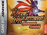 Duel Masters - Shadow of the Code GBA Instruction Booklet (Game Boy Advance Manual only) (Nintendo Game Boy Advance Manual)