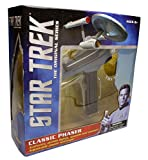 Diamond Select Toys Star Trek: The Original Series Black Handle Phaser