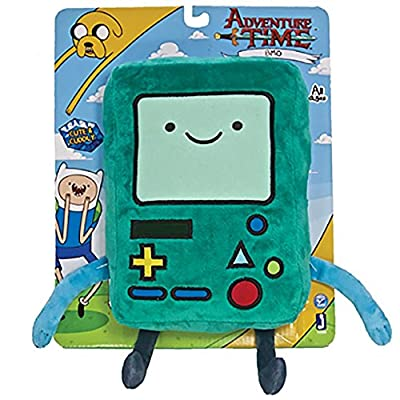 "Adventure Time 12"" Plush: BMO: Toys & Games"