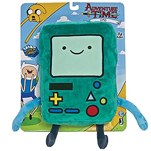 Adventure Time 12  Plush  Bmo