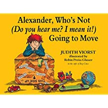 Amazon judith viorst kindle store alexander whos not do you hear me i mean it going to move fandeluxe Epub