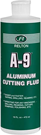 5 Gallon Pail MODEL 05G-A9 RELTON A-9 Aluminum Cutting Fluid Container Size