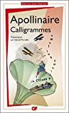 Image of Calligrammes (GF-Dossier) (French Edition)