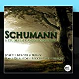 Classical Music : Schumann: 6 Etudes in Canon Form Op.56