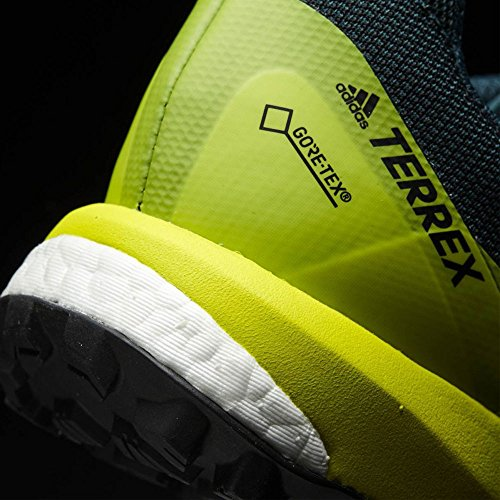 adidas Herren Terrex Agravic GTX Trekking-& Wanderhalbschuhe, Schwarz, 50.7 EU verschiedene Farben (Vermis/Seamso/Negbas)