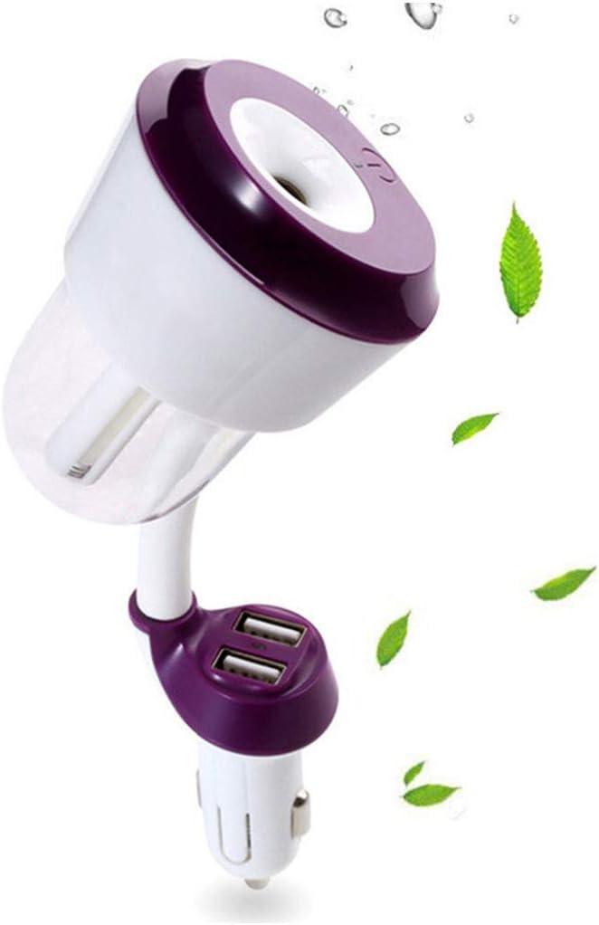 LZADI Humidificador de Vapor Limpiador del Coche del USB ...