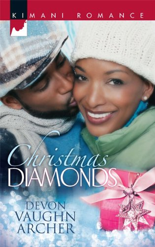 book cover of Christmas Diamonds