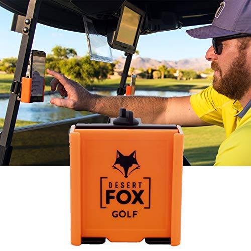 Carrito de teléfono Desert Fox Golf