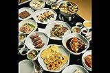 772004 Korean Food A4 Photo Poster Print 10x8