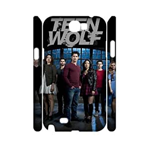 C-EUR Teen Wolf Customized Hard 3D Case For Samsung Galaxy Note 2 N7100