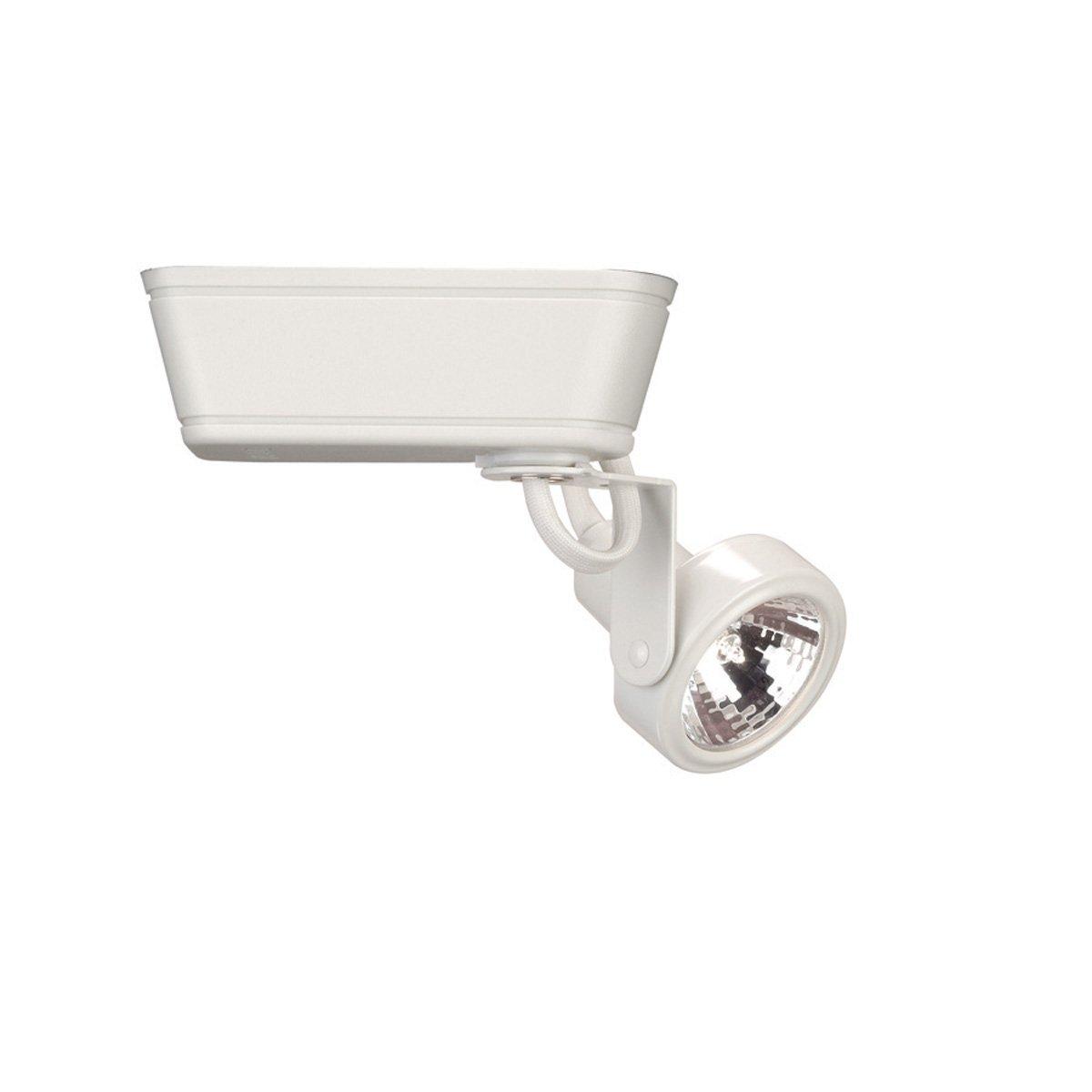 WAC Lighting HHT-160-WT H Series Low Voltage Track Head, 50W