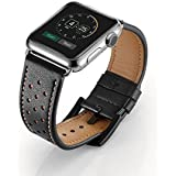 EloBeth for Apple Watch Band,iwatch Band Apple Watch Stainless Steel Watch Band + Adapter for Apple Watch Series 2/Series 1
