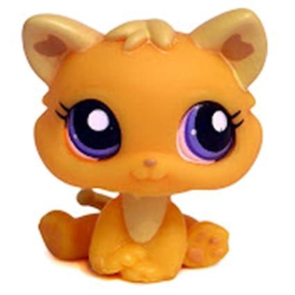 Amazon.com: LPS Littlest Pet Shop #1744 Gato de gatito ...