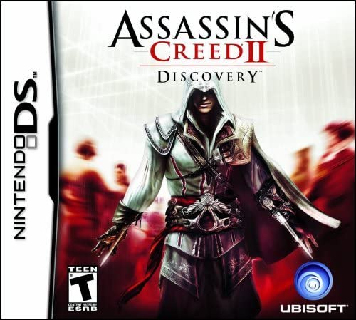 Ubisoft Assassins Creed II: Discovery, NDS, IT - Juego (NDS, IT ...