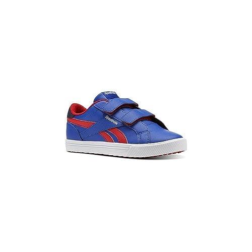 Reebok Comp 2L Alt, Zapatillas de Deporte para Niños, Azul (Collegiate Royal/Primal Red/Collegiate N 000), 28 EU: Amazon.es: Zapatos y complementos