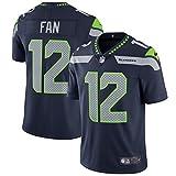 Nike Men's 12th Fan Seattle Seahawks Limited Jersey Navy Blue