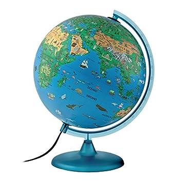 Atmosphere  Globo terrqueo infantil con esfera de plstico