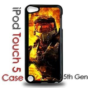 For SamSung Note 2 Case Cover Black Plastic Case - Halo 4 Reach Master Chief