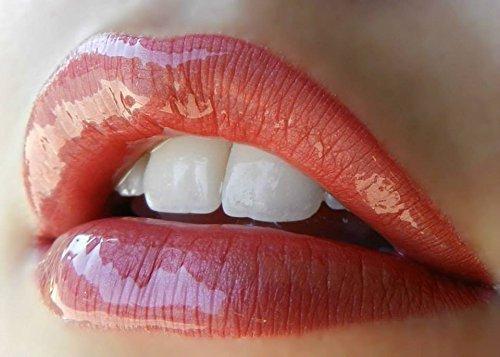LipSense Trio (Carmel Apple) Lip Color, Glossy Gloss and Ooops Remover Set (Apple Trio)