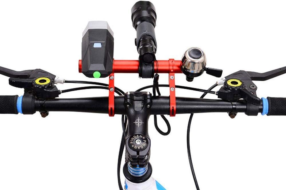 Set of 20 Bike Bicycle Handlebar Spacer Light Mount Holder Clamp Conversion Shim