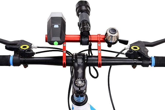 .Bike Bicycle Accessories Extender Mount Bracket Lamp Speedometer Holder Parts.