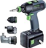 Festool T15 Li 5.2 Set 564566 Cordless Drill Review