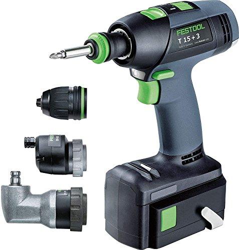 Festool T15 Li 5.2 Set 564566 Cordless Drill