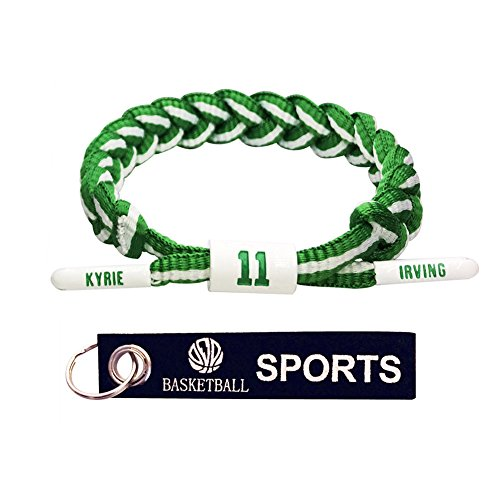 Apayl Basketball Bracelet Wristband Hand Knitted Adjustable Bracelet