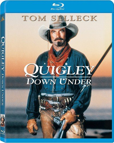 - Quigley Down Under Blu-ray