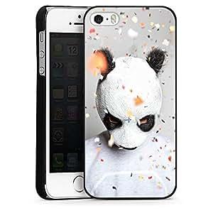 APPLE iPhone 3GS Funda Premium Case Protección cover Cro Fan personalizada Artículo Panda Banda