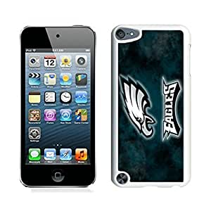 For iPod Touch 5,Philadelphia Eagles 12 White iPod Touch 5 Case Online