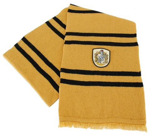 Movies Costumes Group Halloween Based On (Harry Potter Hufflepuff House Deluxe Wool)