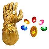 LED Light Up Infinity Gauntlet The Thanos Gloves