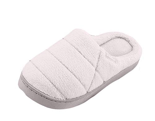 Icegrey Zapatillas de Estar por Casa Mujer Hombre Invierno Antideslizante Pantuflas: Amazon.es: Zapatos y complementos