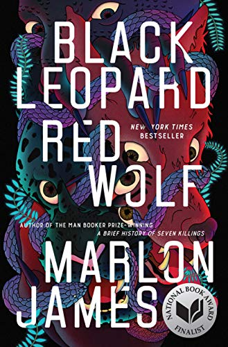 Black Leopard, Red Wolf (The Dark Star Trilogy Book 1) by [James, Marlon]