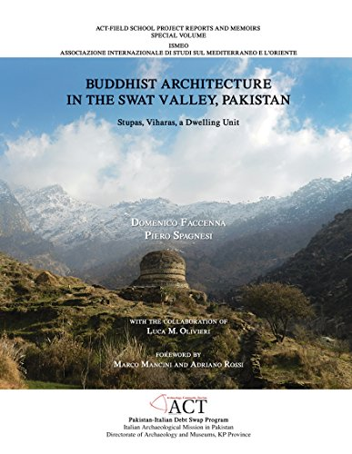 Buddhist Architecture in the Swat Valley, Pakistan: Stupas, Viharas, a Dwelling Unit