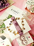 TKHNE jewelry cute Meng soft sister personality European currencies hollow gold Foot Chain anklet ankle chain women girls smile does not fade Harmonie
