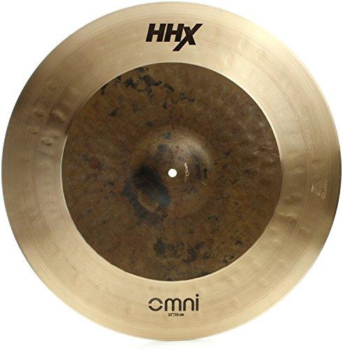 Sabian 122OMX 22-Inch HHX Omni Cymbal by Sabian