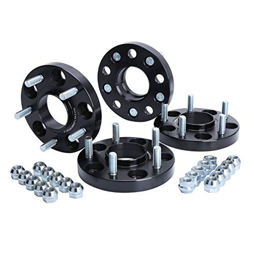 (5x4.5 Wheel Spacers for Acura, KSP 20mm 5x114.3mm Thread Pitch M12x1.5 Hub Bore 64.1mm Spacer for Acura Honda(2pcs), 2 Year Warranty)