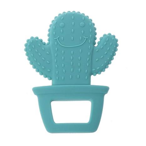 Exing Mordedor para bebé, niedliche Cactus bebé Mordedor ...