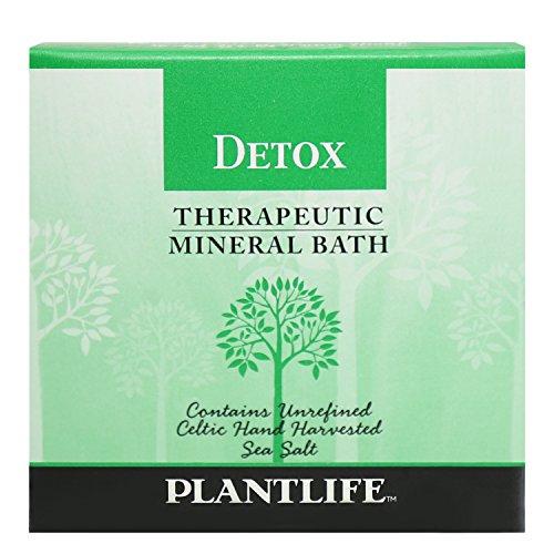 Detox Therapeutic Mineral Bath Salt - 3oz