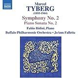 Tyberg: Symphony No. 2; Piano Sonata No. 2