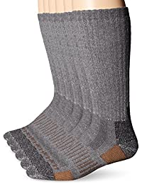 Men's 6 Pack All-Terrain Boot Socks