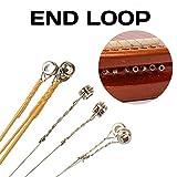 Strings for Lyre Harp, AKLOT 16Pcs Steel Strings